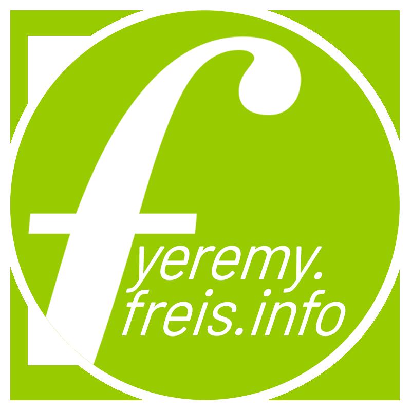 Logo Yeremy Frei